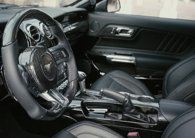 carbon interior ford mustang gt 5.0