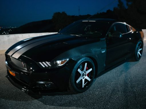 Mustang 5.0 High Performance Carbonado by MRP Performance