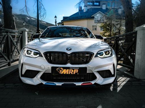 BMW M2 COMPETITION CAPRISTO 570HP