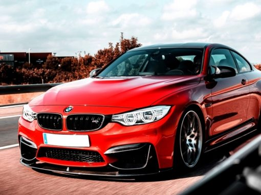 """BMW M4 – COMPETITION HIGH PERFORMANCE CARBONADO BY """"MRP PERFORMANCE"""""""