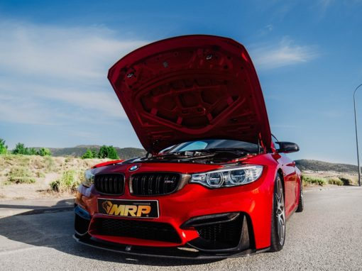 "BMW M4 – COMPETITION HIGH PERFORMANCE CARBONADO BY ""MRP PERFORMANCE"""