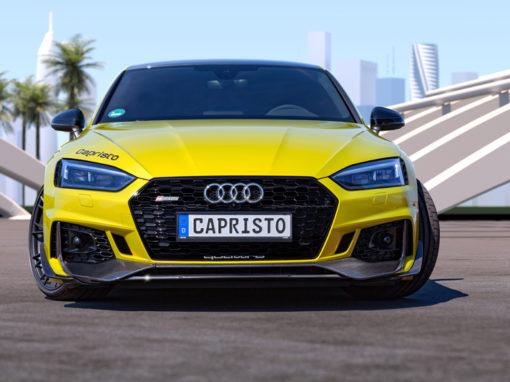 AUDI RS5 B9 CAPRISTO CARBONO 550HP