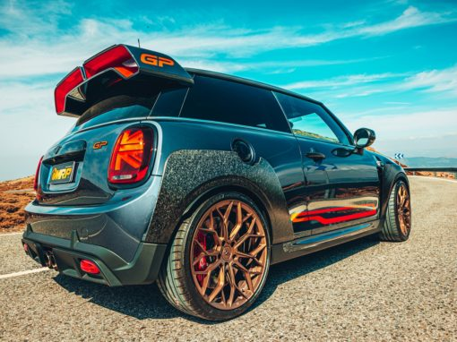 Mini JCW GP Forged Carbon & Powered by MRP Performance
